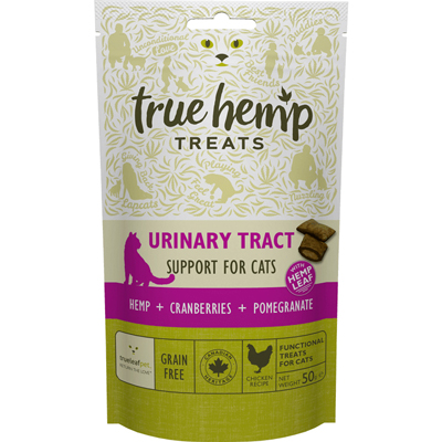 <strong>Friandises <br>Urinary Tract<br>True Hemp<strong>