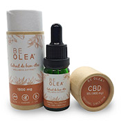 <strong>Huile CBD 18%<br>Be Olea®<strong>