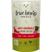 <strong>Friandises <br>Anti Hairball<br>True Hemp<strong>
