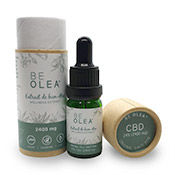 <strong>Huile CBD 24%<br>Be Olea®<strong>